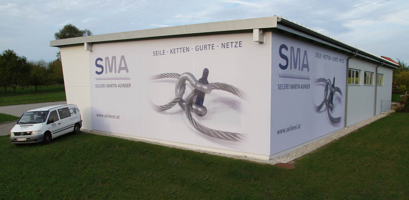 Kontakt SMA - Seilerei Martin Auinger