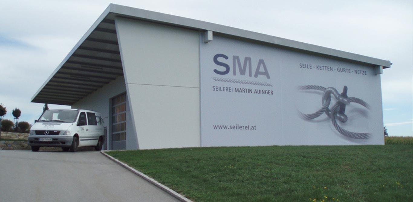 Unternehmen SMA Seilerei Martin Auinger